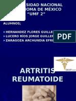 Expo de Artritis Reumatoide