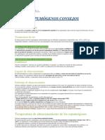 Depositos de Espuma INSTALACION -