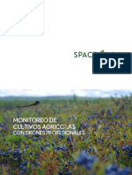 Brochure - Monitoreo de Cultivos Con Drones Profesionales