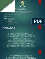 DEMANDA ESBOÇO