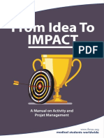 From Idea to Impact - Manual on Activity and Project Management