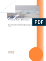 The Consider of Waterfront Property
