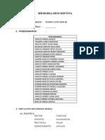Cronograma de Adquision de Materiales