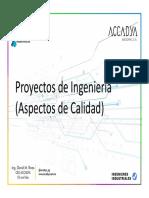 Ingeniería de Proyectos Diaporama