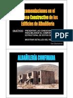 Construcción Confinado