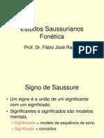 Estudos Saussurianos