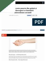 Puncte Presopunctura Palma