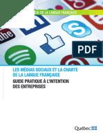 Guide Medias Sociaux