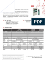 CSSD SG6 Product Manual