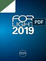 201901 Forlight Catálogo 2019