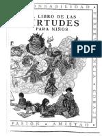 El Libro de Las Virtudes Para Niños%5brelatos de Hoy y Siempre%5d
