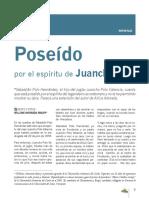Poseído Por El Espíritu de Juancho Polo