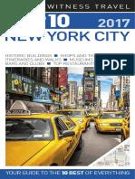 DK Eyewitness Top 10 Travel Guide - New York City 2017 (2016).pdf