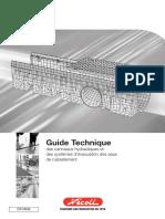 Guide Technique Caniveaux