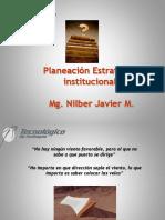 Planeación Estrategica Institucional (1)