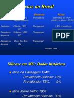 Silicose No Brasil - Algranti 1998
