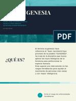 eugenesia diapositivas nuevas
