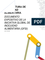 GFSI Una Cultura de Inocuidad Alimentaria SP