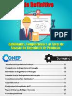 Guia Definitivo - Habilidades, Competências e as Áreas de Atuação Do Engenheiro de Produção