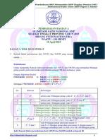 Soal Dan Pembahasan OSN Matematika SMP Tingkat Provinsi 2015 Bagian a-www.olimattohir.blogspot.com