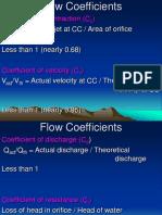 Fluid Mechanics Some Important Concept