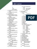 Programa de Excel 2018