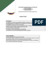 FODA Gestion y Proyectos