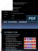 Red Neuronal Kohonen