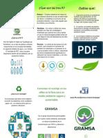 Campaña de Reciclado en Escuelas