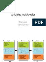 Variables Individuales