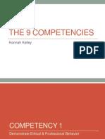 competencies presentation