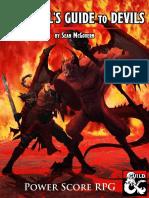 D&D5e - Emirikol's Guide to Devils