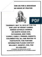 Marian Hour Website 1.20.19