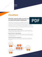 Data Sheet Cloudcare En