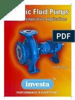 Thermic Fluid Pumps Brochure