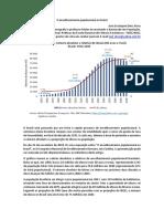 O envelhecimento populacional no Brasil