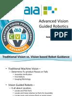 Advanced Vision Guided Robotics Steven Prehn