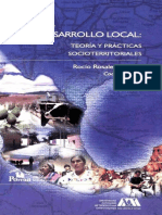 Desarrollo Local Teoría y Prácticas Socioterritoriales