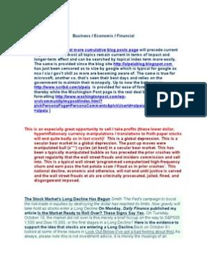October 20, 2010 Posts   Registered Mail   Mail
