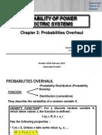 2 Probabilities Overhoul