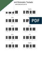 Dicionrio de Acordes Para Teclado.pdf