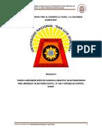 Norma 018 Elaboracion Proyectos y Ejecucion de Obras