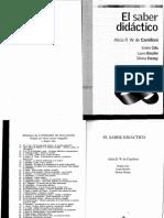 372283432 El Saber Didactico Camilloni Aliciapdf PDF
