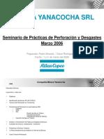 Atlascopco - YANACOCHA