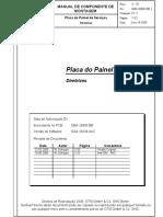Manual SPB Placa Painel de Serviços