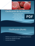 clasificacinanemias-120914075435-phpapp01