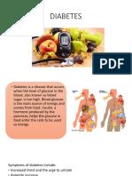 La Diabetes Traducido
