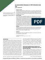 Human papillomavirus-associated diseases in HIV-infected men.pdf