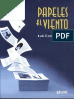 Papeles Al Viento - Luis Ramiro Beltran