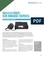 Manual - XiR M8600